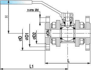 Мембрана пилота для РДП-50Н(В)
